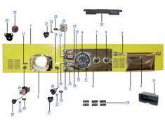 Interactive Diagram - Jeep CJ Fuel System Parts | Pinterest | Jeep ...