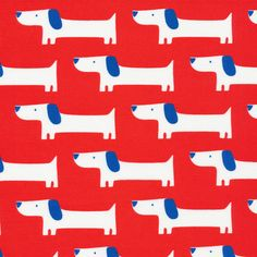 155306 Red Rover Quilter's Cotton from Laminates by Cloud9 Fabrics for Cloud9 Fabrics
