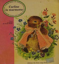 Carline la marmotte
