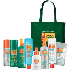 Take the bite out of summer WIth AVON SSS Bug Guard products! You can get this entire bundle: Value is $122 your price $50 Also avail individually. Deet Free Protection Good Housekeeping Seal of Approval! Check out all the line at www.youravon.com/arettig Free shipping on orders over 30
