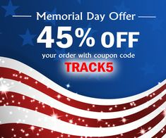 Go to www.tracknfieldgear.com and use code TRACK5 at check out! Enjoy the Memorial Day Sale!!!