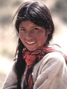 Bolivia Girl