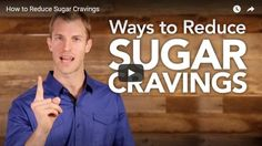 15 effective tips to stop sugar cravings, plus Dr Axe video template on fighting sugar cravings