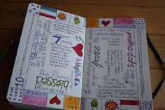 art journal 016 by kbvdmkelly, via Flickr