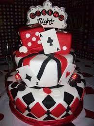 casino cake - Google Search