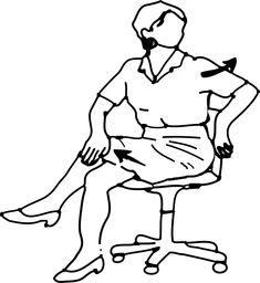 Najlepšia liečba je prevencia. Zacvičte si s nami 10 jednoduchých cvikov. Vďaka nim môžete uľaviť svojej chrbtici. Cvičiť ich môžete v práci i doma pri telke. Cviky vykonávajte pomaly - ťahom.