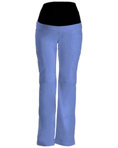 7975f0a23e7 Discontinued - Dickies Women's Gen Flex Maternity Knit Waist Pull On Pant