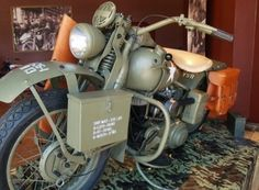 Hit #Route66 and see everything the Vintage Iron #Motorcycle #Museum in Miami, #Oklahoma has to offer for free!