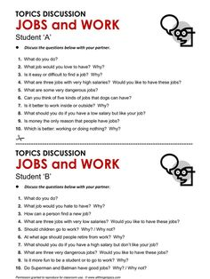 Jobs and Work, vocabulary, ESL, English phrases… English Tips, English Fun, English Lessons, English Phrases, English Words, English Grammar, English Teaching Materials, Teaching English, Learn English Speaking
