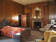 Big Old Houses: Inside Castle Hill on The Crane Estate in Ipswich Massachusetts - Mr. Cranes room. | New York Social Diary