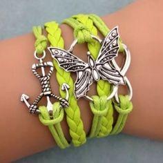 New Layered Bracelet