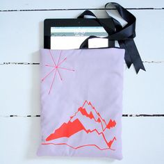 Neon print and quilting