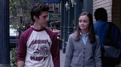 Rory Ending Up With An Ex In The 'Gilmore Girls' Revival May Have Just Been Confirmed
