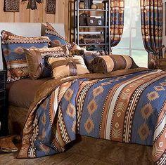 Sierra Bedding Comforter Sets