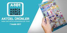 A101 7 Aralık 2017 Aktüel Ürünler Kataloğu