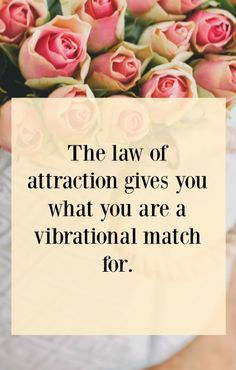 The law of attraction gives you what you are a vibrational match for. Click through to read my full blog post - Law of attraction for business success - Positive thinking for business success. Pin for later