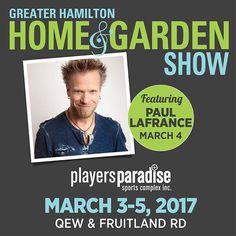 Paul Lafrance Home Garden Show