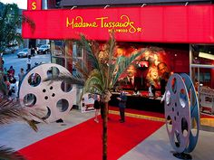 Madame Tussauds Hollywood - ranked #35 on the must see list of CA. They have Marvel. Enough said.