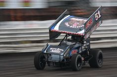 Paul McMahan set quick time for the 52-car field and was sixth in the final feature rundown. He is third in points. 8-7-2014