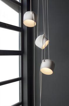 lighting by accessori lichtarchitectuur http://www.accessori-project.be interior… Speels, toch strak en anders