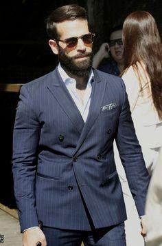 Beard-x-pinstripe-suit-sunglasses--soletopia.com