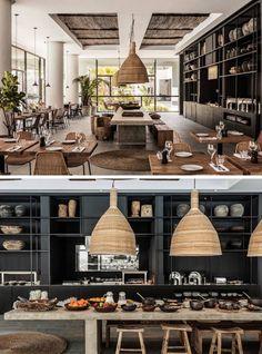 17 Pictures Of The Recently Opened Casa Cook In Rhodes, Greece // The Restaurant