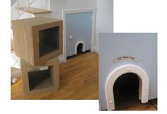 Great place to hide a litter box!