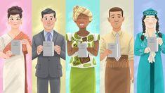 Filmes e vídeos baseados na Bíblia, feitos para famílias, adolescentes e crianças. Documentários sobre as Testemunhas de Jeová. Para assistir ou baixar.