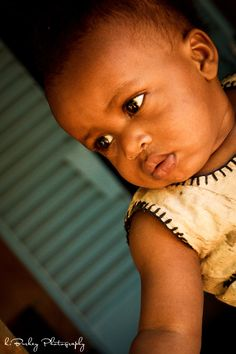 This boy was found abandoned on the street as an infant. The police in Niamey brought him to the christian orphanage because they knew they would take care of him. Now he is 1 year old, and healthy! His names is Moses.    Niamey, Niger 2012
