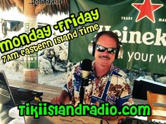 Live broadcast on location at Whiskey Joes, Tampa, FL. Beach Music, Tampa Florida, Reggae, Mens Sunglasses, Tours, Island, Whiskey, Live, Coast