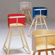 Artek 616, the baby chair, designer Ben af Schulten, Finland.
