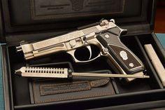 Empresas mais antigas do mundo  Beretta – Armas de fogo / Data de fundação: 1526 (Itália)
