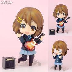 AmiAmi [Character & Hobby Shop] | Nendoroid - K-On!: Yui Hirasawa(Released)