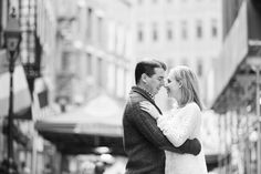 Stone Street NYC Engagement Session Photo by Jessica Haley Photography