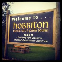 #Welcome #Hobbiton #TheHobbit