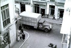 Carretería desde Andrés Perez- 1966. Foto A.Salinas