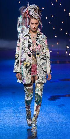 Desfile New York Fashion Week PrimaveraVero 2017 Marc Jacobs Destaques Fragmentos de Moda