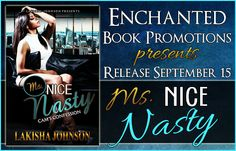 Books On Fire Tours: SHE'S NASTY BUT SHE'S MS. NICE NASTY