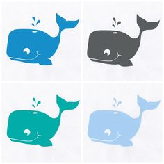Win 2 Packages of Adorable Whale Wall Decals. Super cute!! Fast way to update a bathroom!! Or add to a kids room!! Easily removable. Giveaway ends 11/20