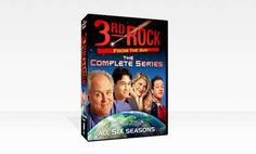 image for 3rd Rock from the Sun DVD Box Set