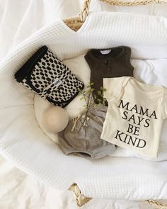 """386 Likes, 9 Comments - Olivia • Beau • Leo (@olivia_hewetson) on Instagram: """"A few of my favourite baby things, all inside this gorgeous Moses basket that slept both of my…"""""""