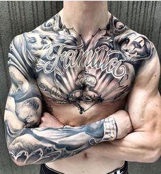 52 Best Tattoos Inspired by Classical Art and More for Handsome Mens tattoos inspired by art; tattoos inspired by books; tattoos inspired by movies; tattoos inspired by depression; tattoos inspired by history; tattoos inspired by nature Hand Tattoos, Dope Tattoos, Badass Tattoos, Body Art Tattoos, Tattoos For Guys, Sleeve Tattoos, Family Tattoos For Men, Tattoos Skull, Hals Tattoo Mann