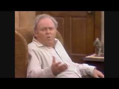 Equal pay - Women's liberation Archie Bunker's Brilliant (?) Summary Of What Equal Pay Would Do To America Best Tv Shows, Favorite Tv Shows, Carroll O'connor, Norman Lear, Archie Bunker, Economic Problems, Womens Liberation, Equal Pay, Brick In The Wall