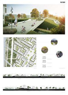 2nd Prize: © POLYFORM arkitekter