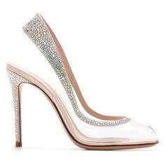 Tendencias accesorios primavera verano 2013 zapatos y bolsos joya: Gianvito Rossi