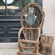 Peacock Chair from The Society Inc