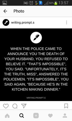 He in the kitchen. He has an identical twin they didn't know about...and he was undercover and assumed his brother's identity....