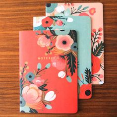Rifle Paper Co Notebook Set