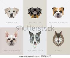 Polygone Animal Stockfotos und -bilder | Shutterstock