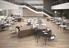 MULTIPLE OFFICE WORKSTATION ANYWARE ANYWARE COLLECTION BY MARTEX | DESIGN MARIO MAZZER